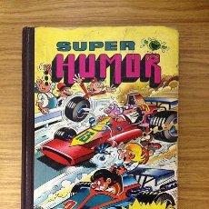 Tebeos: SUPER HUMOR TOMO XV 4ª EDICIÓN 1984 - CONTIENE LOS SECUESTRADORES. Lote 39349189