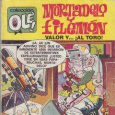 Tebeos: COMIC OLÉ MORTADELO Y FILEMÓN Nº 142-M67 BRUGUERA 1ª ED.1988. Lote 237389990