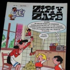 Tebeos: ZIPI Y ZAPE 61 COLECCION OLE BRUGUERA. Lote 39411423