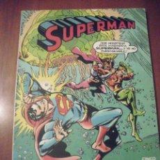 Tebeos: SUPERMAN, NUMERO 3, BRUGUERA. Lote 39414849