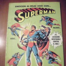 Tebeos: SUPERMAN, NUMERO 1, BRUGUERA. Lote 39415876