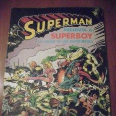 Tebeos: SUPERMAN, NUMERO 5, BRUGUERA, DC COMICS, . Lote 39416286