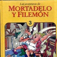 Tebeos: MORTADELO Y FILEMÓN TOMO 3 (EDICIONES B, 1994) 1ª EDICIÓN - GUAFLEX. Lote 128622151