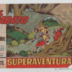 Livros de Banda Desenhada: EL JABATO Nº380.. Lote 39418685