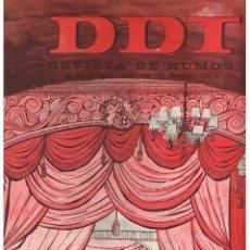 Tebeos: DDT SEGUNDA EPOCA. NUMEROS 755. BRUGUERA 1965. Lote 39424211