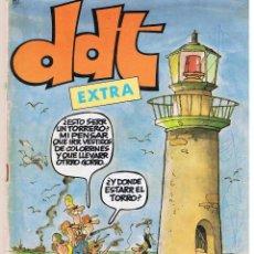 Tebeos: DDT EXTRA. ¡LLEGAN LOS TURISTAS !!, NUMERO 33. BRUGUERA. .(ST/A15). Lote 39425281