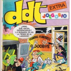 Tebeos: DDT EXTRA. NUMERO 55. BRUGUERA. .(ST/A15). Lote 39425346