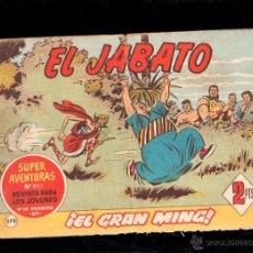 Tebeos: EL JABATO. EL GRAN MING. Nº 272. ORIGINAL. 1963. EL DE LA FOTO. Lote 39484763