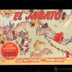 Tebeos: EL JABATO. LA HISTORIA DE NAN-KAI. Nº 266. ORIGINAL. 1963. EL DE LA FOTO. Lote 39485181