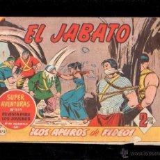 Tebeos: EL JABATO. LOS APUROS DE FIDEO. Nº 275. ORIGINAL. 1963. EL DE LA FOTO. Lote 39485211