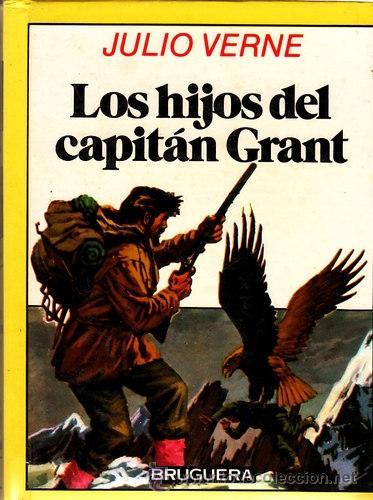 LIBRO-COMIC JULIO VERNE Nº 4 FORMATO BOLSILLO BRUGUERA 5ª ED.1985 (Tebeos y Comics - Bruguera - Historias Selección)