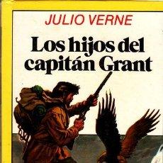Tebeos: LIBRO-COMIC JULIO VERNE Nº 4 FORMATO BOLSILLO BRUGUERA 5ª ED.1985. Lote 39507036