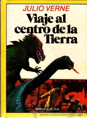 LIBRO-COMIC JULIO VERNE Nº 8 FORMATO BOLSILLO BRUGUERA 5ª ED.1985 (Tebeos y Comics - Bruguera - Historias Selección)