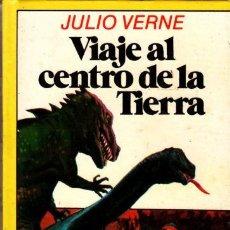 Tebeos: LIBRO-COMIC JULIO VERNE Nº 8 FORMATO BOLSILLO BRUGUERA 5ª ED.1985. Lote 39507079