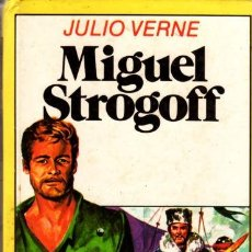 Tebeos: LIBRO-COMIC JULIO VERNE Nº 15 FORMATO BOLSILLO BRUGUERA 3ª ED.1986. Lote 39507108