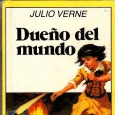 Tebeos: LIBRO-COMIC JULIO VERNE Nº 34 FORMATO BOLSILLO BRUGUERA 4ª ED.1986. Lote 39507143