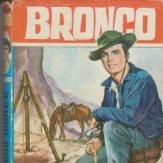 BDs: LIBRO-COMIC COL.HEROES-BRONCO Nº 21 BRUGUERA 160 ILUSTRACIONES 1ª ED.1965. Lote 39507632