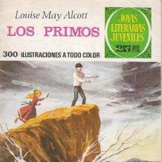 Giornalini: JOYAS LITERARIAS Nº 168, LOS PRIMOS. Lote 39529652