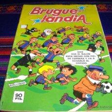 Tebeos: BRUGUELANDIA Nº 5. BRUGUERA 1981. 90 PTS. .. Lote 39556761