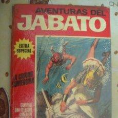 Tebeos: JABATO EXTRA ESPECIAL 6 LA CIUDAD SUMERGIDA. Lote 39568845