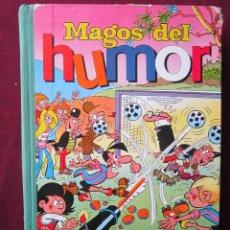 Tebeos: MAGOS DEL HUMOR Nº XIV 14 BRUGUERA 1973. SIR TIM O´THEO, LA PANDA, ANACLETO, ZIPI Y ZAPE, MORTADELO. Lote 39664563