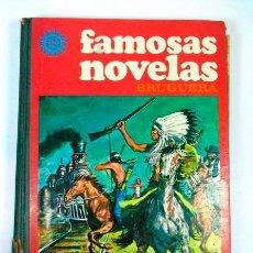 Tebeos: FAMOSAS NOVELAS BRUGUERA VOLUMEN VII TERCERA EDICION 1981. Lote 39697469