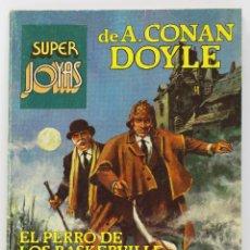 Tebeos: SUPER JOYAS DE A. CONAN DOYLE Nº 53 - BRUGUERA. Lote 39708612