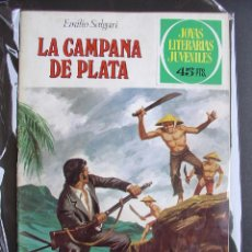Tebeos: JOYAS LITERARIAS JUVENILES Nº 224 - LA CAMPANA DE PLATA - EDICION 1979 . Lote 39758513