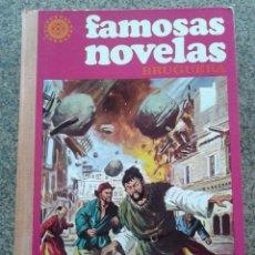 Tebeos: FAMOSAS NOVELAS -- BRUGUERA -- 2ª EDICION 1978. Lote 39851995