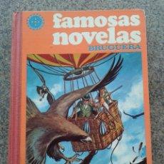 Tebeos: FAMOSAS NOVELAS -- BRUGUERA -- 3ª EDICION 1979. Lote 39852123