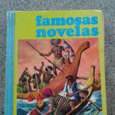Tebeos: FAMOSAS NOVELAS -- BRUGUERA -- 2ª EDICION 1979. Lote 39852267