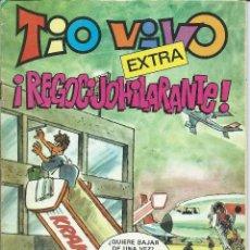 Tebeos: COMIC TIO VIVO EXTRA Nº 68 - 1984 - BRUGUERA - ¡REGOCIJOHILARANTE!. Lote 39905387