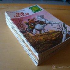 Tebeos: LOTE DE 36 NÚMEROS DE JOYAS LITERARIAS JUVENILES. Lote 39916561
