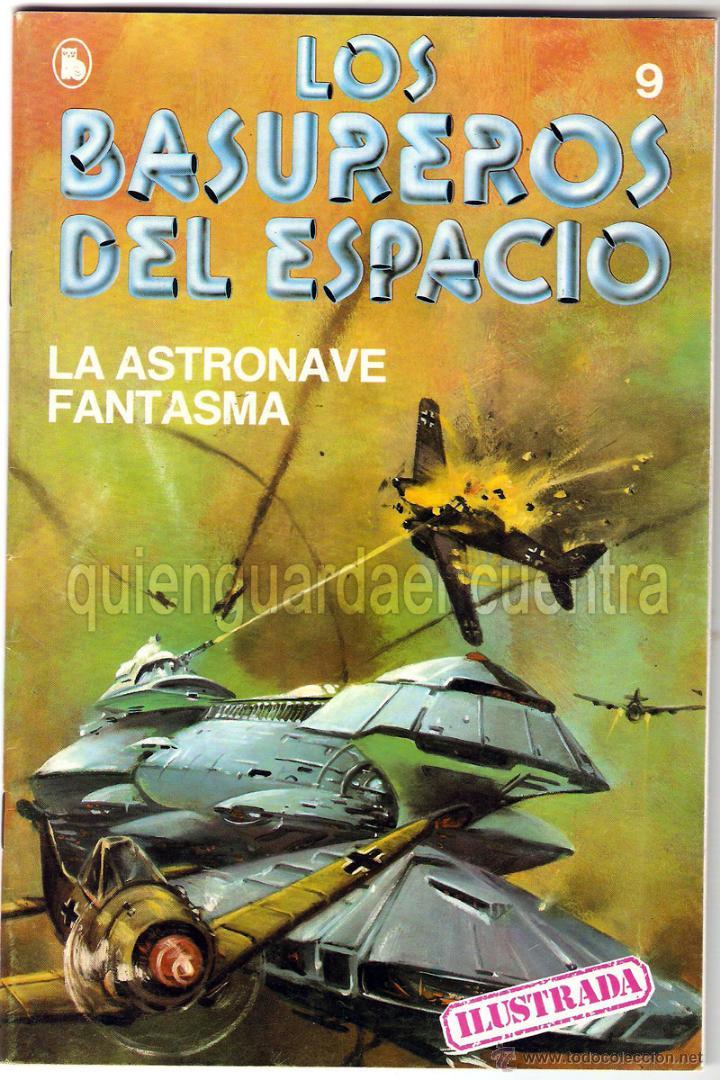 Tebeos: Los Basureros del Espacio 11 comics nuevos 3-4-5-6-7-8-9-10-11-12-13 Bruguera 1986 - Foto 2 - 56482450
