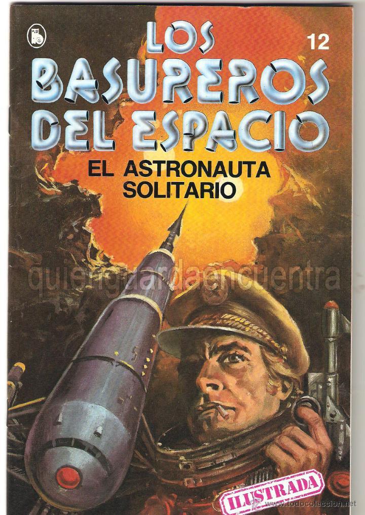 Tebeos: Los Basureros del Espacio 11 comics nuevos 3-4-5-6-7-8-9-10-11-12-13 Bruguera 1986 - Foto 5 - 56482450