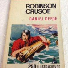 Tebeos: HISTORIAS SELECCION - ROBINSON CRUSOE - TDK135. Lote 39999810