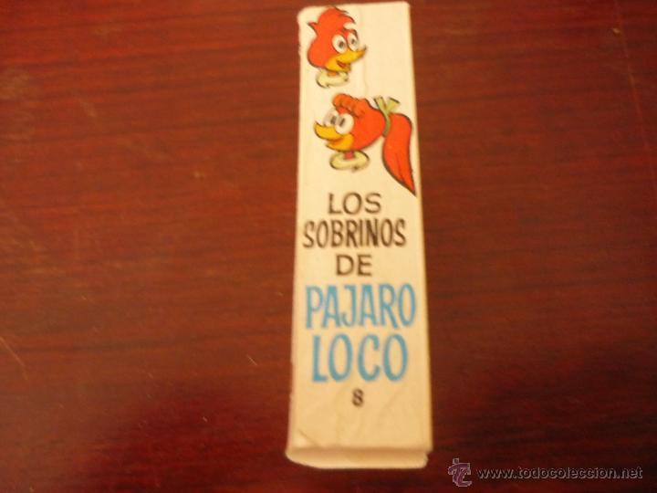 Tebeos: COMIC TELE INFANCIA LOS SOBRINOS DE PAJARO LOCO 1ª EDICION - Foto 2 - 40094587