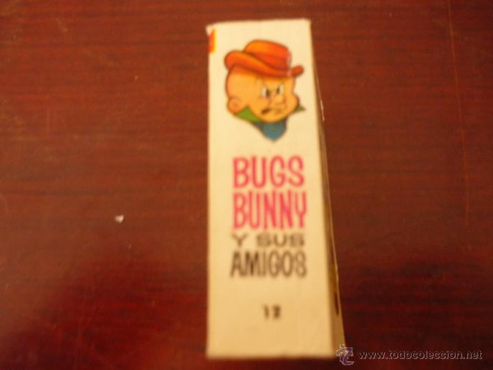 Tebeos: MINI INFANCIA 1ª EDICIÓN - BRUGUERA 1968 - BUGS BUNNY Y SUS AMIGOS - Nº 12 - MUY BUENO - Foto 2 - 40095288