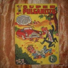 Tebeos: SUPER PULGARCITO Nº23,DE COLECCIONISTA,EN UN ESTADO FABULOSO.OFERTA.. Lote 40098179