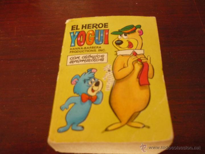 MINI INFANCIA-EL HEROE YOGUI , 1ª EDICION,1969 (Tebeos y Comics - Bruguera - Otros)