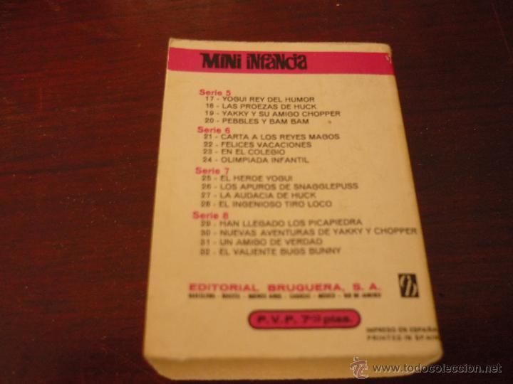 Tebeos: MINI INFANCIA-el heroe YOGUI , 1ª edicion,1969 - Foto 3 - 40105135