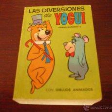 Tebeos: COLECCIÓN MINI INFANCIA Nº 38 LAS DIVERSIONES DE YOGUI 1ª EDICIÓN 1968. Lote 40107471