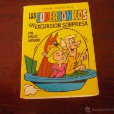 Tebeos: LOS SUPERSONICOS EN EXCURSION SORPRESA Nº 86 DE HANNA COLECCIÓN MINI INFANCIA 1ª EDICION . Lote 40116177