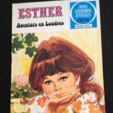 Tebeos: TEBEO ESTHER Nº. 41. JOYAS LITERARIAS JUVENILES. EDITORIAL BRUGUERA. PURITA CAMPOS. Lote 40120345