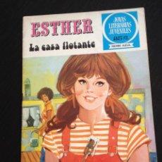 Tebeos: TEBEO ESTHER Nº. 40. JOYAS LITERARIAS JUVENILES. EDITORIAL BRUGUERA. PURITA CAMPOS. Lote 40120393