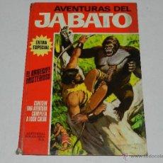 Tebeos: (M-2) AVENTURAS DEL JABATO NUM 2 , EXTRA ESPECIAL , EDT BRUGUERA 1970, LOMO CON ROTURITAS. Lote 40180335