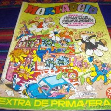 Tebeos: MORTADELO EXTRA PRIMAVERA 1973 CON CORSARIO DE HIERRO. BRUGUERA 25 PTS. DIFÍCIL!!!!!!!!!. Lote 40181161