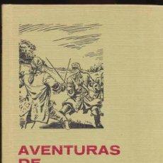 Tebeos: HISTORIAS SELECCIÓN. GRANDES AVENTURAS Nº 9. AVENTURAS DE DICK TURPIN. 3ª ED. 1972. Lote 40198188