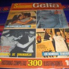 Tebeos: SELECCIONES CELIA Nº 1. BRUGUERA 1965 10 PTS. DIFÍCIL!!!!!!!!. Lote 40273727