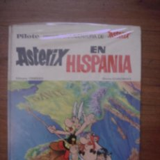 Tebeos: ASTERIX Y OBELIX, ASTERIX EN HISPANIA, 1ª EDICIÓN DE EDITORIAL BRUGUERA, AÑO 1970,. Lote 40299194